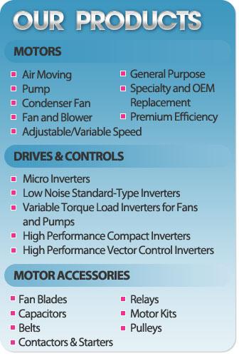 Meco Motors-Wholesale Electric Motor Distributors AC/DC Motor Century
